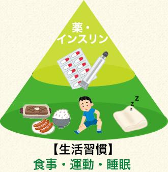 【生活習慣】食事・運動・睡眠
